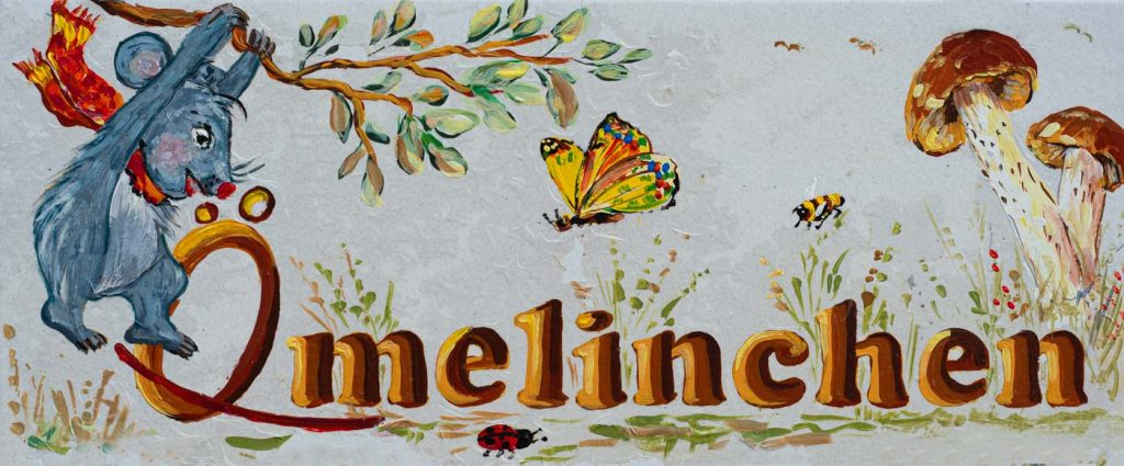 Ömelinchen Kindertagespflege Logo